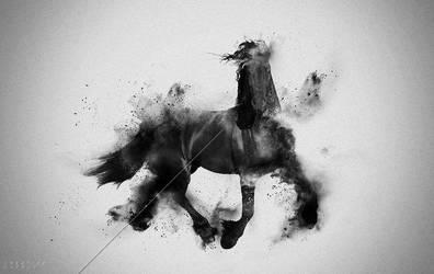 horse by mnmlst