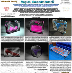 Magical Embedment Inc by Gildsoul by Gildsoul