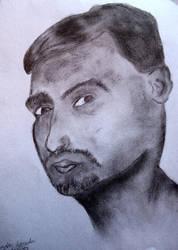 Shariq Ansari by Oinkness