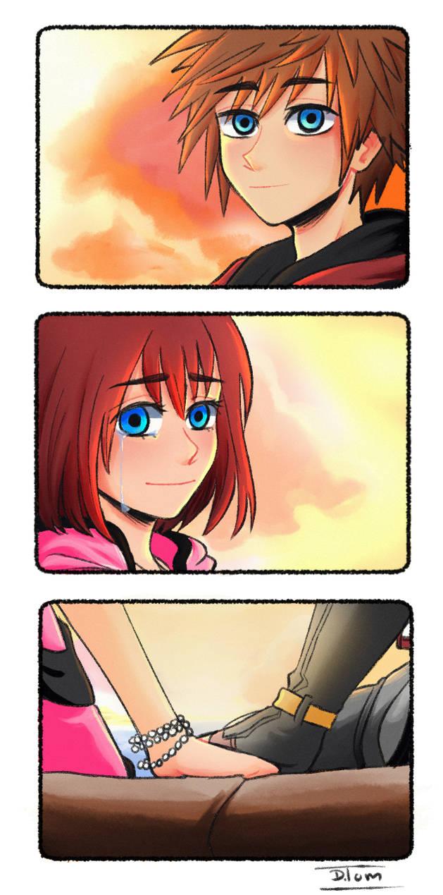 Kingdom Hearts 3 Kairi...