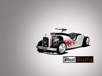 Blunt Graffix Hot Rod by bluntgraffix