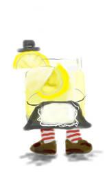LemonMaid by TheHunterCow