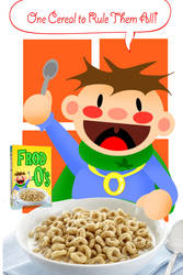 Frodo's- One Cereal to Rule Them All! by sosnw