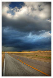 Storm Clouds by aaronbee
