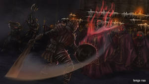 Dark Souls 3 - Deacons of the Deep by OniRuu