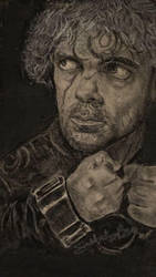 Tyrion Lannister by sidd6363