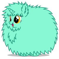 Fluffy Heartstrings (Lyra) by mrtoast279