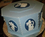 Wedgewood Edible Pastillage box by paras2e