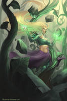 The Earth Power - Cornelia Hale by Ithilnaur