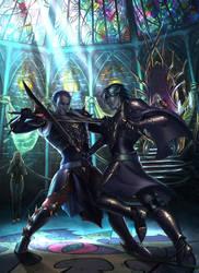 CM: Duel by EllirhShaan