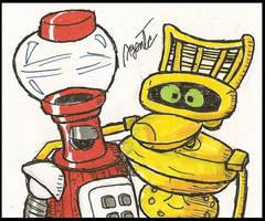 MST3K: The Bots by AgentC-24