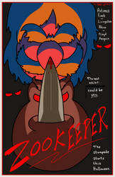 Poster Pastiche: Zookeeper by AgentC-24