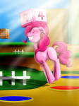 Pinkie Pie Party by Charles-GG