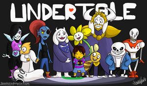 Happy Birthday, Undertale by Speedvore