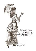 Victorian Stroll by novemberstar88