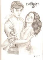 Twilight Embrace by novemberstar88