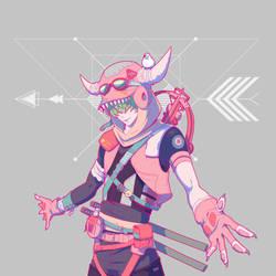 Pinky by E04