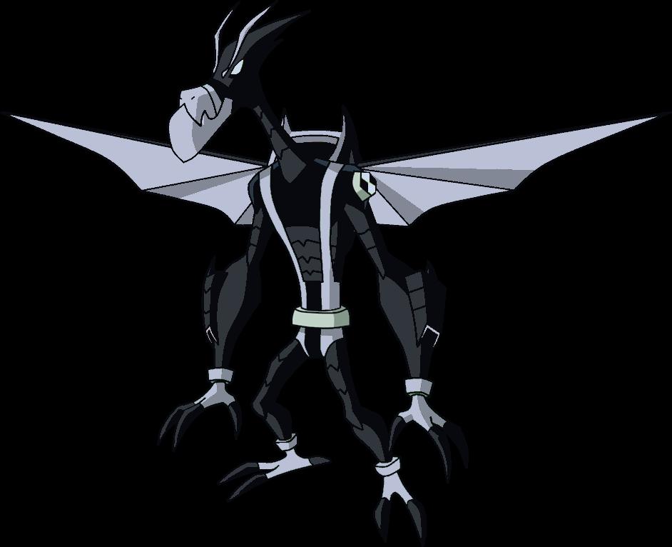 Pterosaufear(Nega Ben Astrodactyl) by MegaWario
