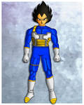 Vegeta 2009 version 2017 by ruks12