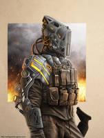 Future Soldier by Rodrigo-Sanches-A