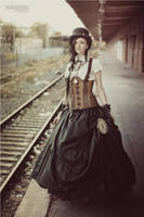 Steampunk VII by RemusSirion
