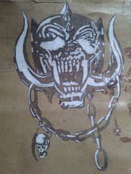 Motorhead by Santiago4991