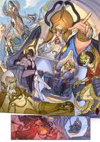 Fantasy page by nunchaku