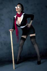 Headmistress Fiora - League of Legends by ValentinaKryp