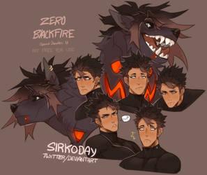 Zero Doobles by SirKoday
