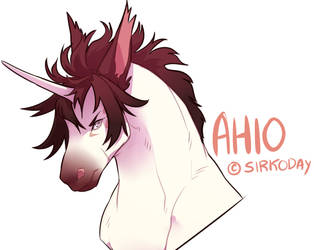 Unicorn Ahio by SirKoday