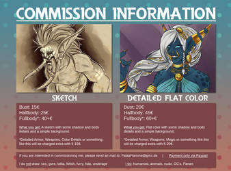 Commission Information by Falaa-Art