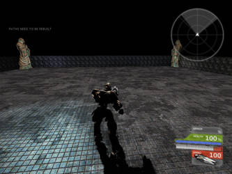 My UDK Action RPG Prototype 1: Third Person Camera by La-Bomba-Frita