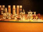 The Start of my 40K Chaos Warband by La-Bomba-Frita