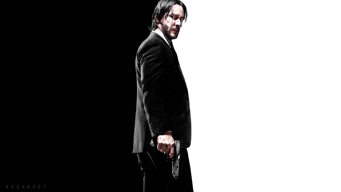 Amazing John Wick Fortnite Wallpaper By Thenoga ...