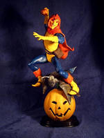 Hob Goblin model. by Joker-laugh