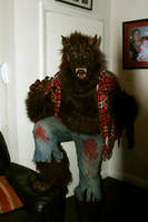 Werewolf Costume by Joker-laugh