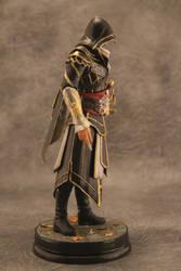 Midnight Gold Ezio by Joker-laugh