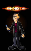 The 9th Doctor by CPD-91
