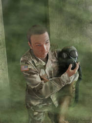 A Soldier's Heart by slshimerdla