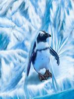 Sir Penguin by slshimerdla
