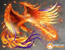 Phoenix by slshimerdla