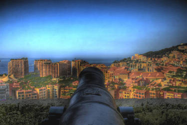 Monte Carlo Canon View by summer