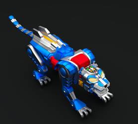 Blue Lion new version by svidal