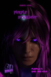 Purple Starlight_ Purple #1: Who Are You? by svidal