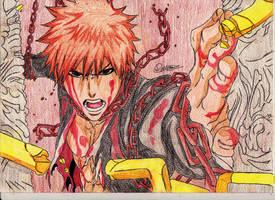 Bleach Hell Verse by Zangetsu552