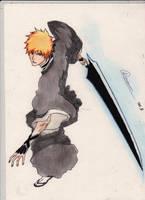 Kurosaki Ichigo by Zangetsu552