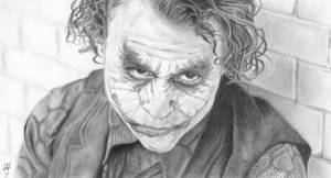 The Joker by Liz-Nolin
