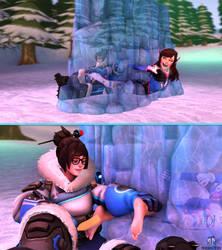 Frozen Foot Tickles by Knismotik