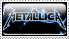 Metallica Stamp by iZgo