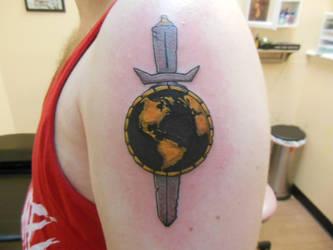 Terran Tattoo by SheppardSR1